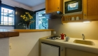 Kitchen at main studio