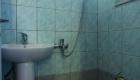 Children's room toilet with shower