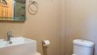 Bathroom at main studio