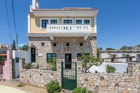 Village Studio – Sea View, 190M From The Beach (Max. 3 Persons)